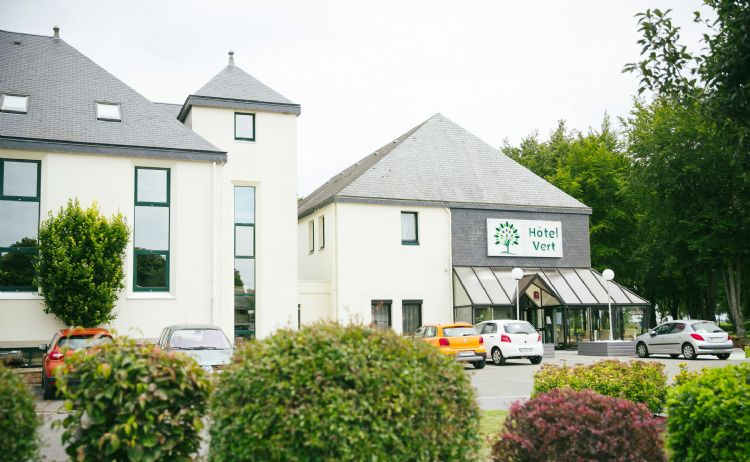Hôtel Vert**