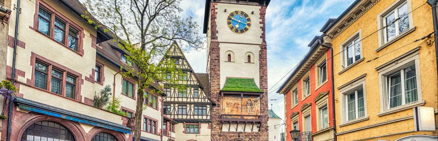 Porte Souabe à Fribourg-en-Brisgau