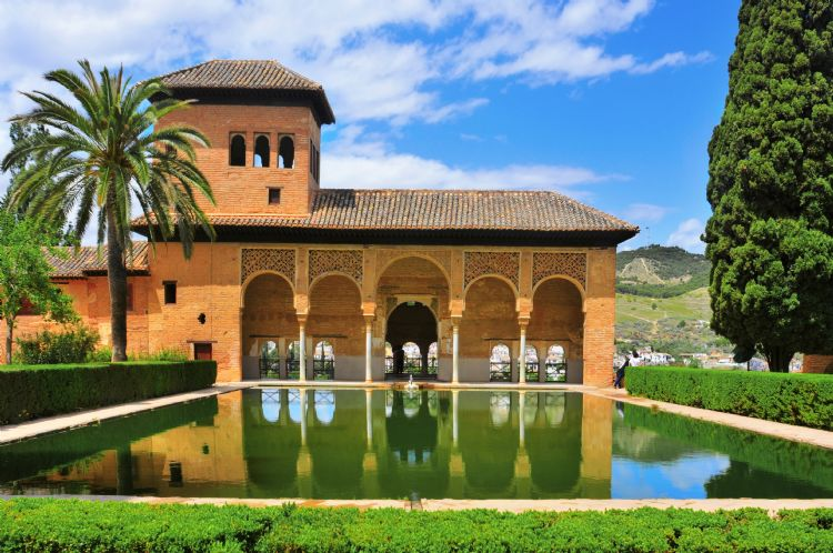 La Alhambra à Grenade