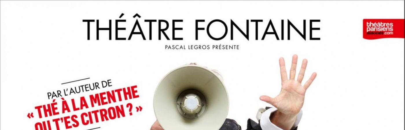 Silence on tourne au théâtre Fontaine