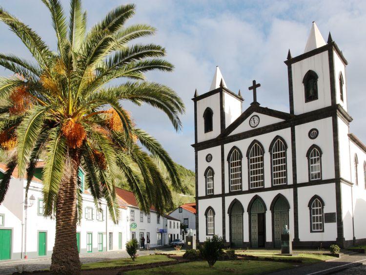 Eglise de Lajes do Pico