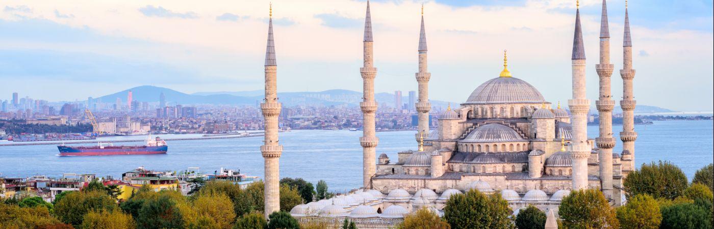 La Mosquée Bleue à Istanbul