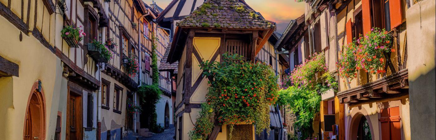 Ruelles d'Eguisheim
