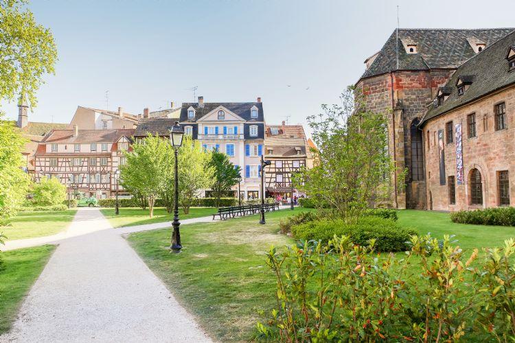 Colmar et le musée Unterlinden