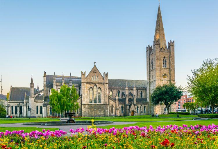Cathédrale Saint-Patrick à Dublin